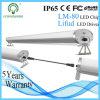 Tubo de la Tri-Prueba de la viruta 50W UL/SAA/Ce/RoHS los 2*4FT de Epistar de la iluminación de IP65 LED
