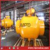 API 6D Forged Steel Fully Welded Trunnion Ball Valve