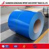 Una buena calidad de la bobina de acero con recubrimiento de color/PPGI hoja para tejados