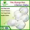 Свежие 5.0cm ослепительно белый чеснок китайский чеснок для продажи