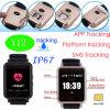 Водонепроницаемый личного и взрослых GPS Tracker смотреть с частотой сердечных сокращений и BP Y12