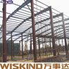 Estructura de acero del nuevo del precio bajo del marco de la construcción calibrador de la luz
