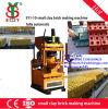 Verrouillage automatique de l'argile Sy1-10 machine à briques Lego