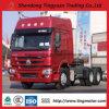 Ruedas de 10 camiones HOWO Tractor para la venta