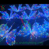 Party、Holiday、Weddingのための3D Butterfly LED Motif Light