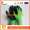 Нейлон Ddsafety 2017 зеленый с черной перчаткой латекса