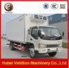 3-5tons JAC camion réfrigéré à camion frigorifique à vendre