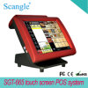 Haute qualité de l'écran tactile 15 POS TPV All in One POS