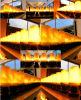 2017new! Lampade tremule della fiamma mobile dinamica