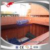 Tubo de acero galvanizado sumergido caliente BS1387