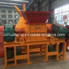 Basura/máquina de madera/resistentes de la desfibradora de Plactics
