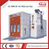 Forno do cozimento da cabine da pintura de pulverizador da fonte da fábrica de China Guangli para o barramento MID-Size
