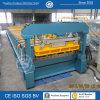 Exportar máquina de formação de rolos do telhado de metal padrão ISO