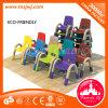 Buntes Kids Leisure Chair Preschool Writing Chair mit Backrest
