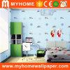 La decoración del hogar distribuidor de papel tapiz de pared de Corea