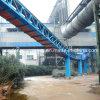 セメントMaterial Handling Pipe Belt ConveyorかTubular Belt Conveyor