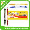 Выдвиженческие индивидуалы подарков рекламируя ручки с логосом (SLF-LG014)