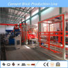 Machine de fabrication de brique automatique de bloc avec la qualité européenne