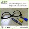 CNC Hulpmiddelen voor het Plastiek van Glazen