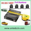 1080P 4/8 Channel Mobile Car DVR per il CCTV Video Surveillance System di Vehicles
