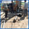 150m tiefer Schlussteil eingehangene Wasser-Vertiefungs-Ölplattform