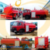 3000L Dry Powder Fire Fighting Truck con Dongfeng Chassis