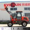 Циндао Everun 1,2 тонны Mini Снегоочиститель с двигателя Euroiii переднего погрузчика
