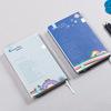 Caderno relativo à promoção do uso do presente da tampa da impressão de Cocolorfull
