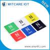 Etiqueta del pegamento RFID con la viruta Ntag213