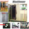 Brillamento Freezing Machine (congelatore ad aria compressa) con Bitzer Compressor