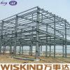 Vorfabrizierte niedrige Kosten und einfacher Installations-Rahmen-Stahlkonstruktion