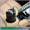 2015 nuovo USB Universal Cup Car Charger di Design 3 Port 12V per Phone