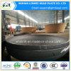 Protezioni di estremità capa ellittiche servite formate calde del acciaio al carbonio