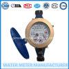 Le fer Multi-Voyagent en jet le type sec le mètre d'eau (Dn15-20mm) de registre de cadran
