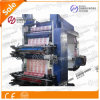 Changhong 4 couleur papier mince Machine d'impression flexo