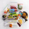 Reißverschluss-Beutel/Schweber-Beutel, Nahrungsmittelplastiktasche, Nahrungsmittelfrucht-Behälter-Beutel