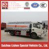 De Vrachtwagen die van de olie de Mobiele Vrachtwagen van de Brandstof bijtanken 10000L Rhd