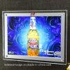 LED boîte acrylique Boîte à lumière avec cadre photo montage mural pour Enseigne lumineuse