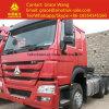 Sinotrukの国際的な6*4トラクターのトラックヘッド
