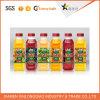 Stampa adesiva del contrassegno dell'autoadesivo della frutta della bevanda dell'autoadesivo di plastica della bottiglia