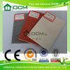 Hoja incombustible de alta densidad del cemento de la fibra