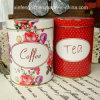 Caffè e Tea Tin Box Set