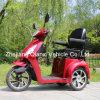 Cuatro de ruedas eléctrica no válida Mayores y Movilidad dispositivo de transporte (ST095)