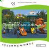 Campo de jogos futurista das crianças ao ar livre da série pequena de Kaiqi (KQ10117A)