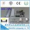 Recessed Aluminum LED Profile를 위한 플라스틱 Diffuser