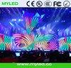 Grand écran visuel polychrome d'intérieur à haute définition de l'étape LED