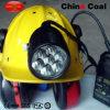 高品質LED鉱山のヘッドライト鉱山の帽子ランプ