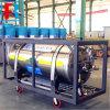 빈 액체 질소 압력 용기