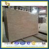 Lichtgele Beige Marmeren Plak voor Vloer (yqz-MS1018)