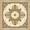 Azulejos de suelo de cerámica cristalinos Polished de la alfombra
